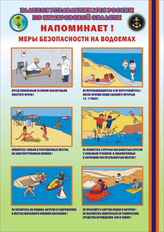 Инструктажи для детей в картинках